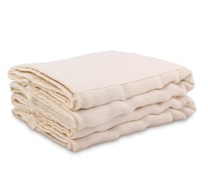 Better Than Organic Cloth Prefold Diapers 6 Pack