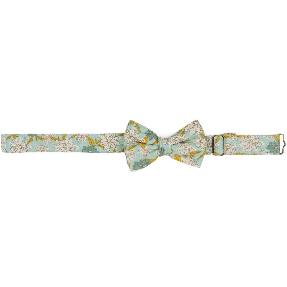 Organic Linen-Cotton Bow Tie