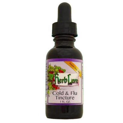 Cold & Flu Tincture