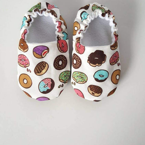 Weepereas Baby Mocs - Donuts
