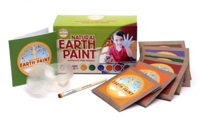 Natural Earth Paint Kit