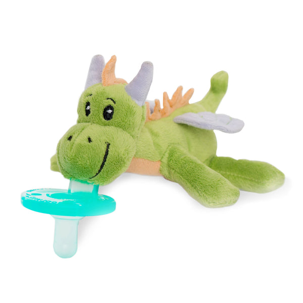 WubbaNub Pacifier & Lovey - Fairytale Dragon