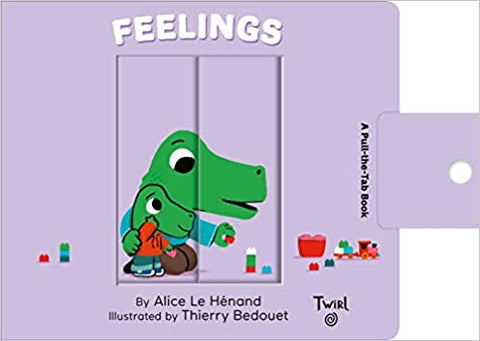 Pull and Play Book: Feelings