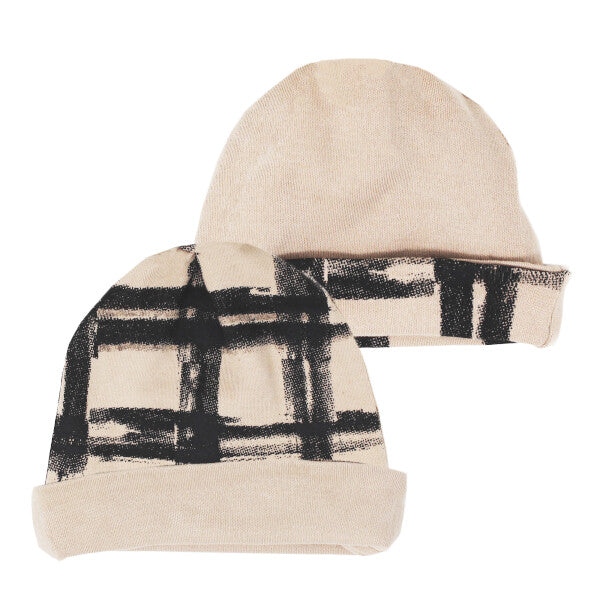 Little Rebel Collection Organic Reversible Beanie