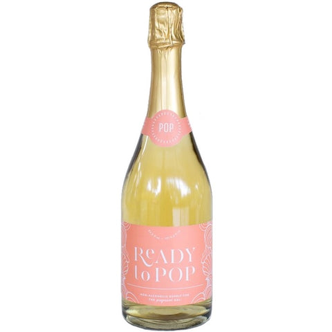 Ready to Pop Non-Alcoholic Champagne