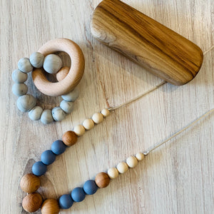 Play it Forward - Add on a teething necklace or toy