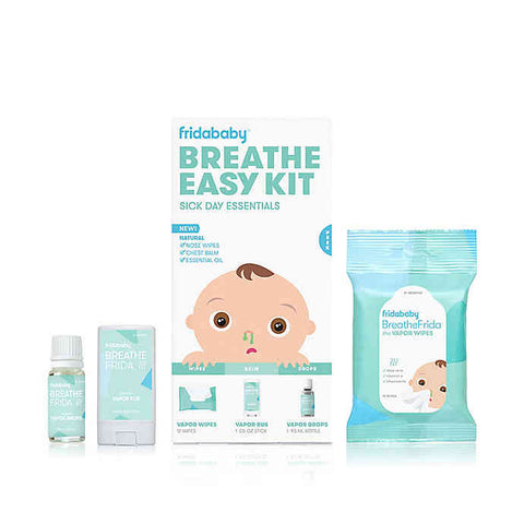 BreatheFrida Breathe Easy Kit Sick Day Essentials