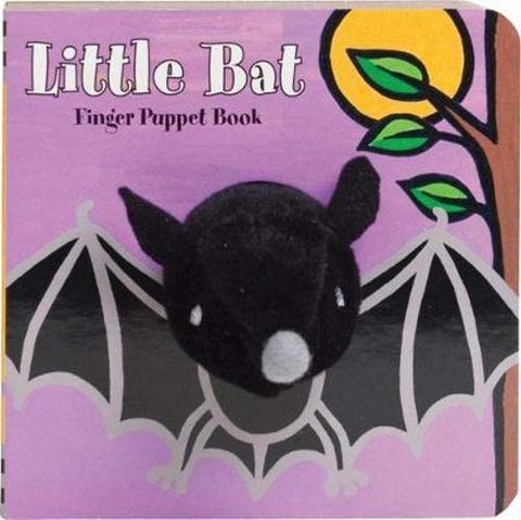Finger Puppet Book - Little Bat
