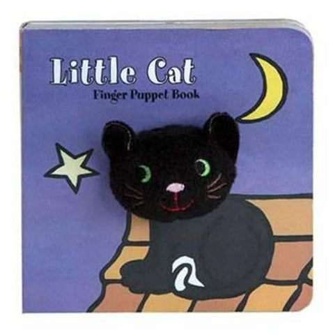 Finger Puppet Book - Little Cat
