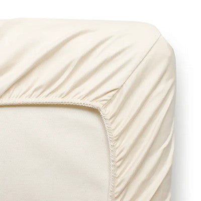 Organic Cotton Fitted Crib Sheet
