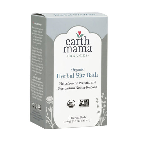 Organic Herbal Sitz Bath Pads