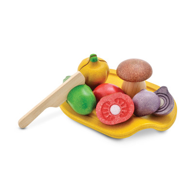 Assorted Vegetable Set Play Food