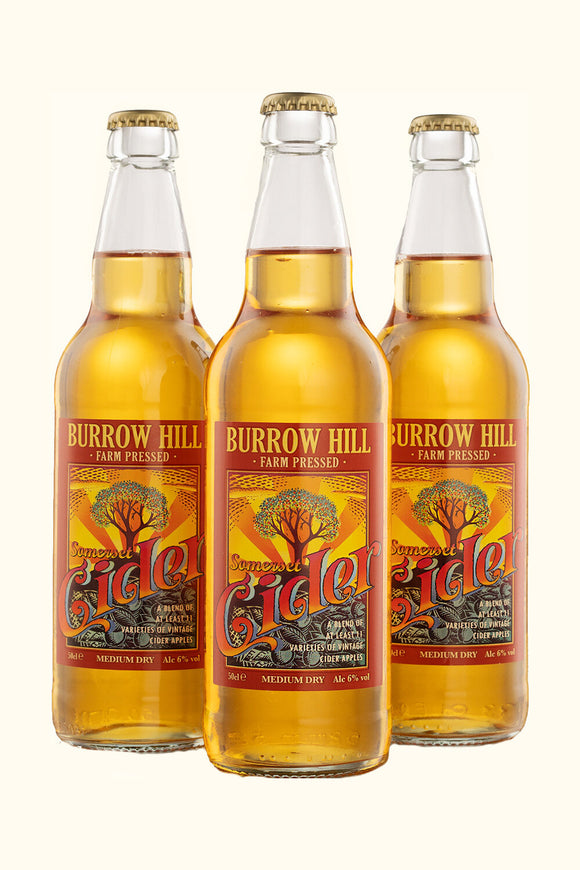 Burrow Hill Farm Pressed Cider