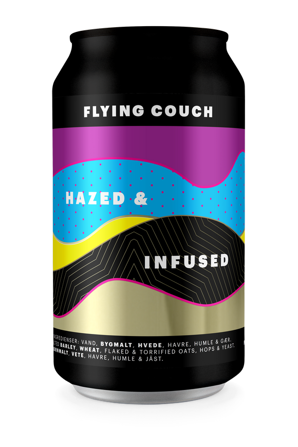 Hazed & Infused