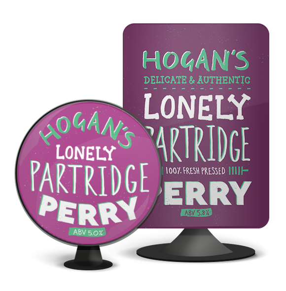 Hogan's Lonely Partridge