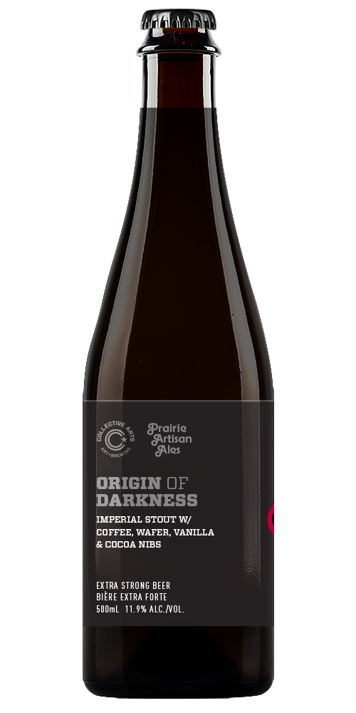 Origin Of Darkness - Prairie Artisn Ales collab
