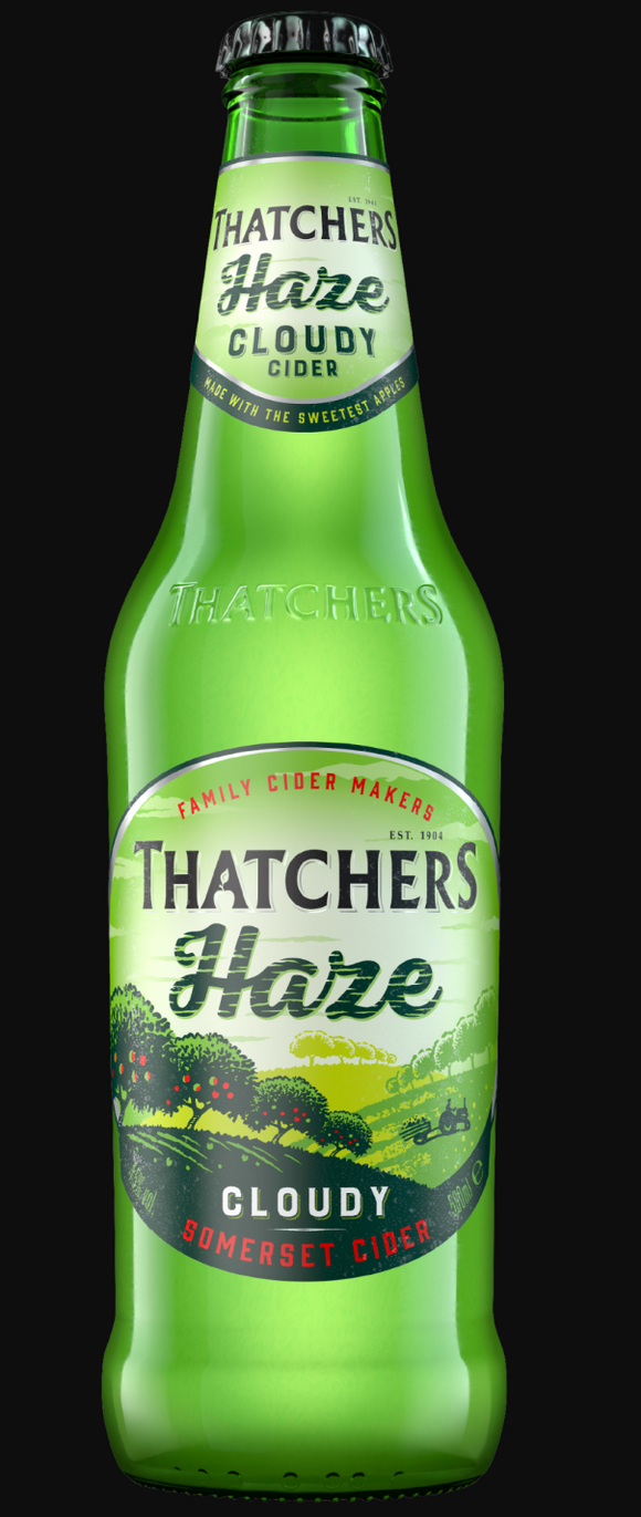 Thatcher's Haze