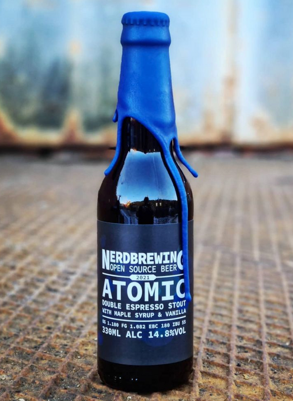 Atomic Double Espresso Stout