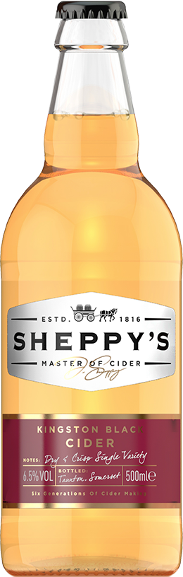 Sheppy's Kingston Black Single Variety