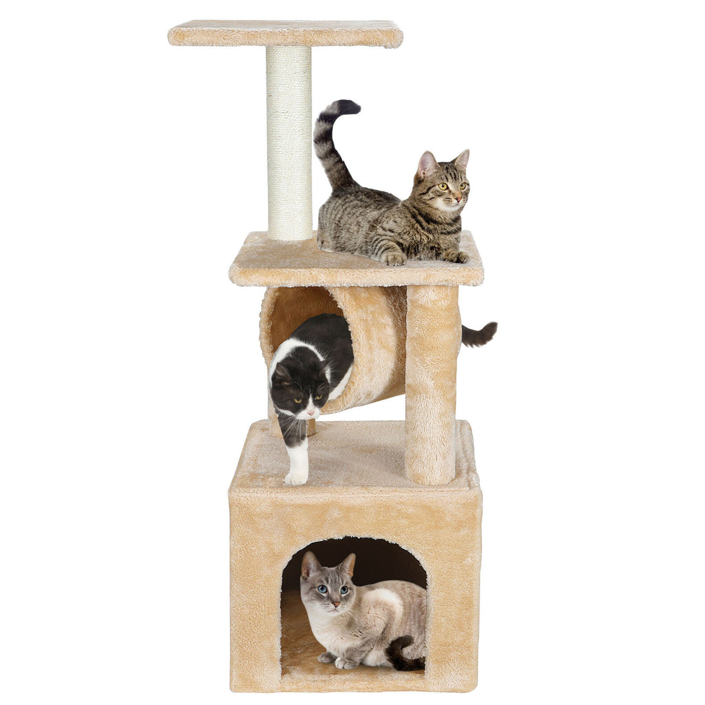 "Canfel™ Cat Furniture 36"" Cat Tree"