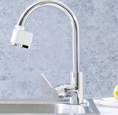 Autofau™ Touchless Kitchen Faucet Automatic Infrared Sensory Faucet