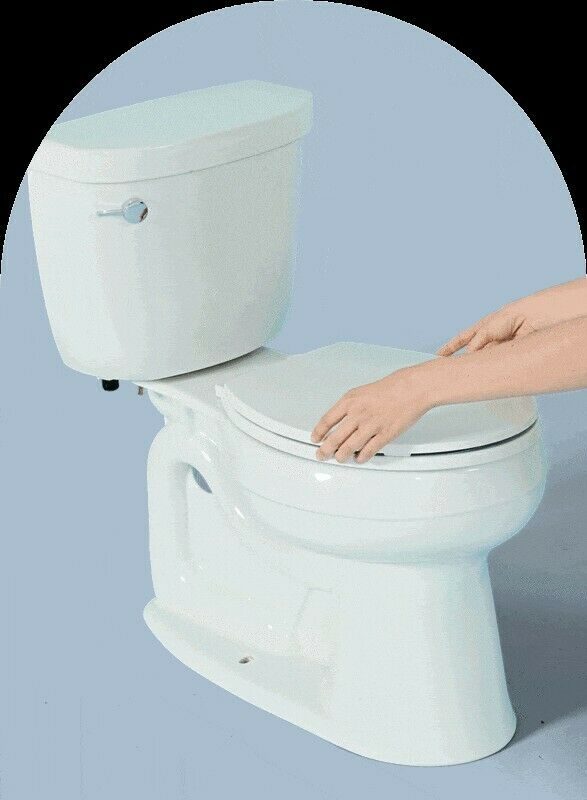 Cleeall™ - Mechanical Toilet Bidet Attachment
