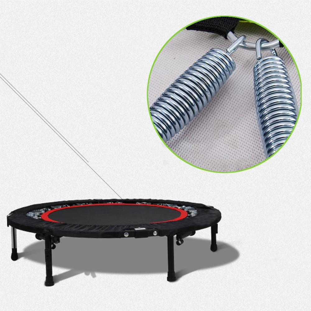 Fitall™ Mini Trampoline 40 Inches Mini Rebounder For Fitness And Exercise