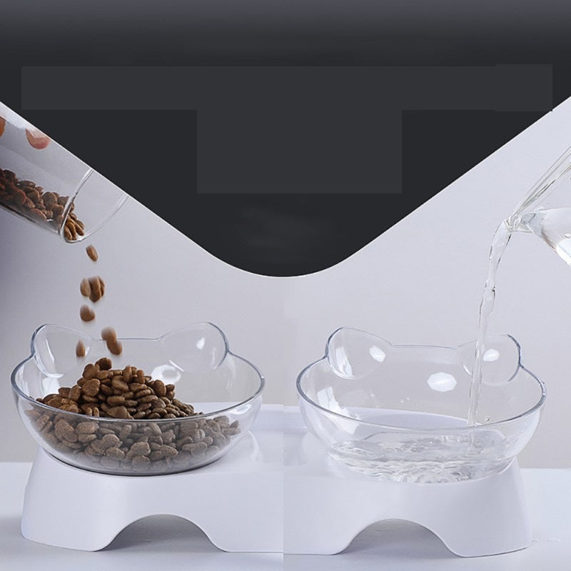 Canfel™ Anti-Vomiting Eating Bowl For Pets
