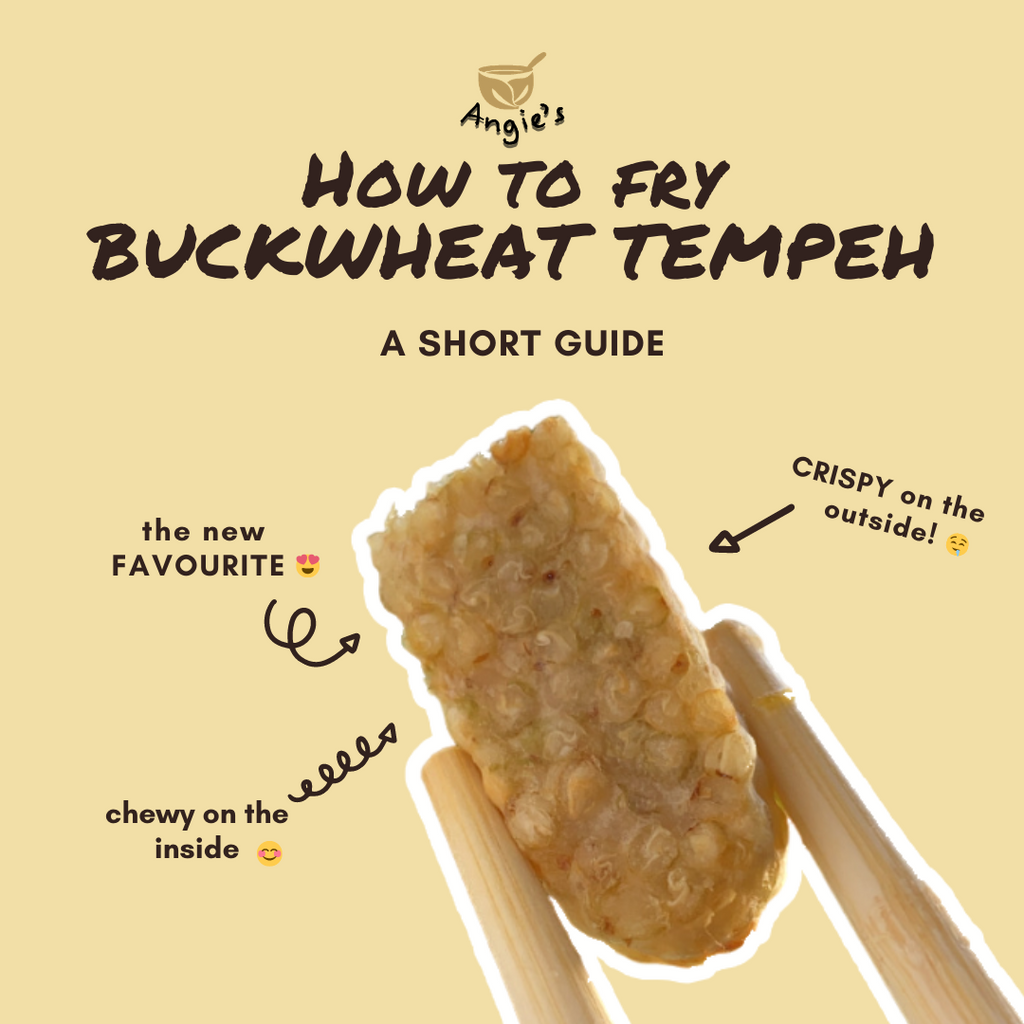 How To Fry Your Tempeh for Maximum Crispiness