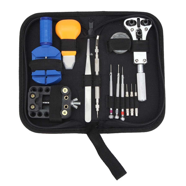 WatchX™ Watch repair Kit Battery and Link Replacement Tools - Hut Mill