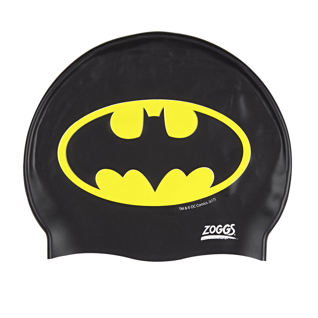SILICONE SWIMMING CAPS - Batman