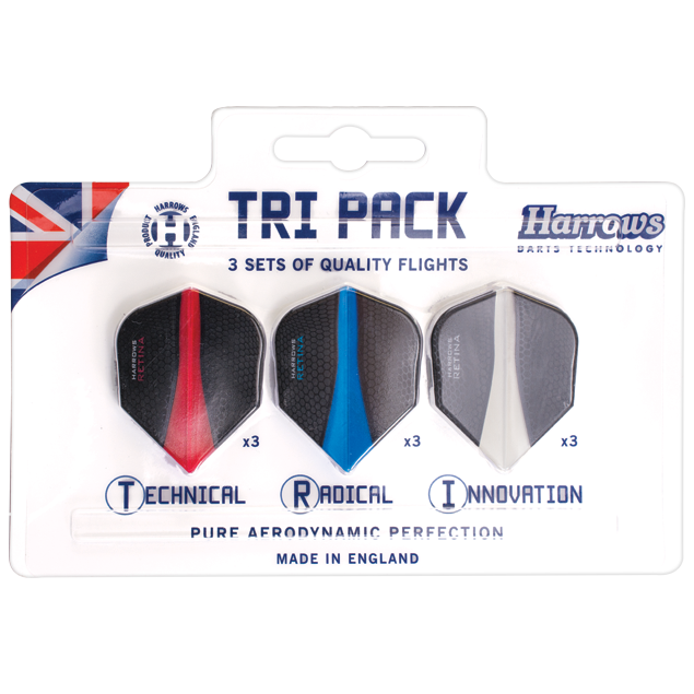 TRI PACK - Retina Flights
