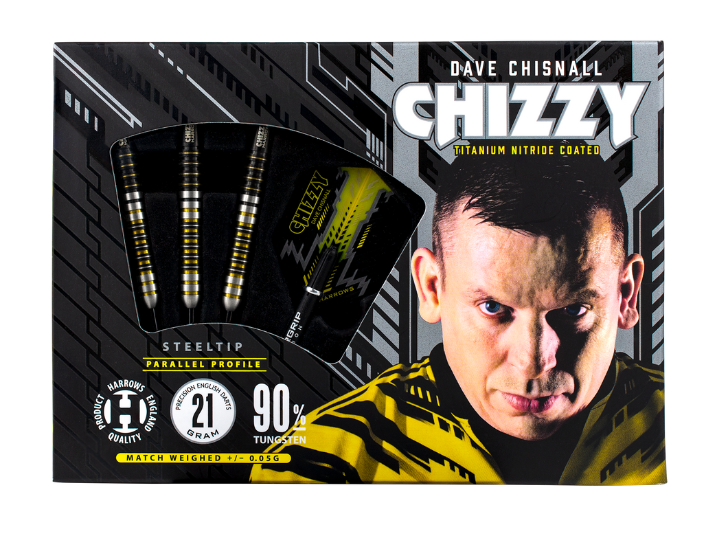 CHIZZY 90% Tungsten Darts Set