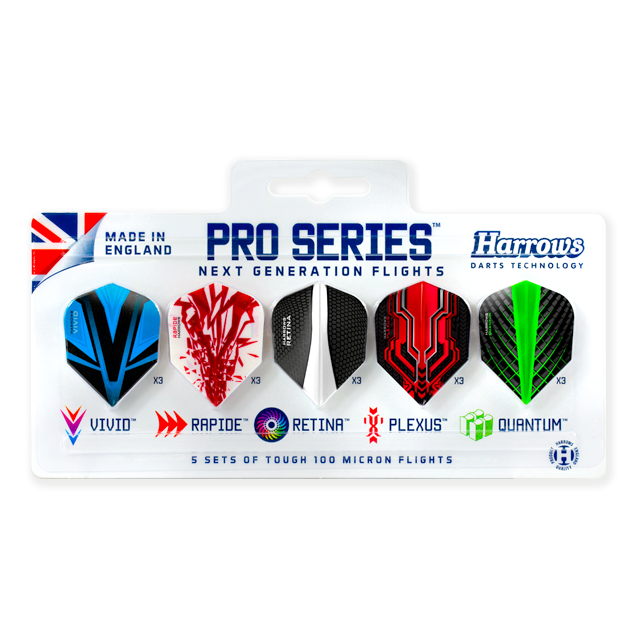 PRO SERIES 5 - Flight Pack
