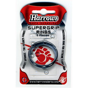 SUPERGRIP RINGS - Silver
