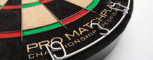 Load image into Gallery viewer, PRO-MATCHPLAY Dartboard