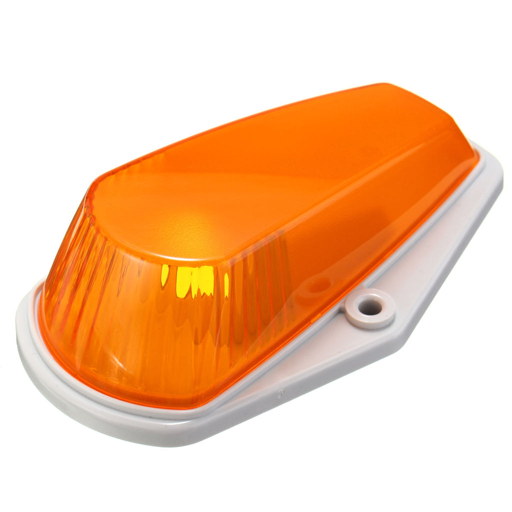 5pcs Roof Light Lamp Amber for Trucks