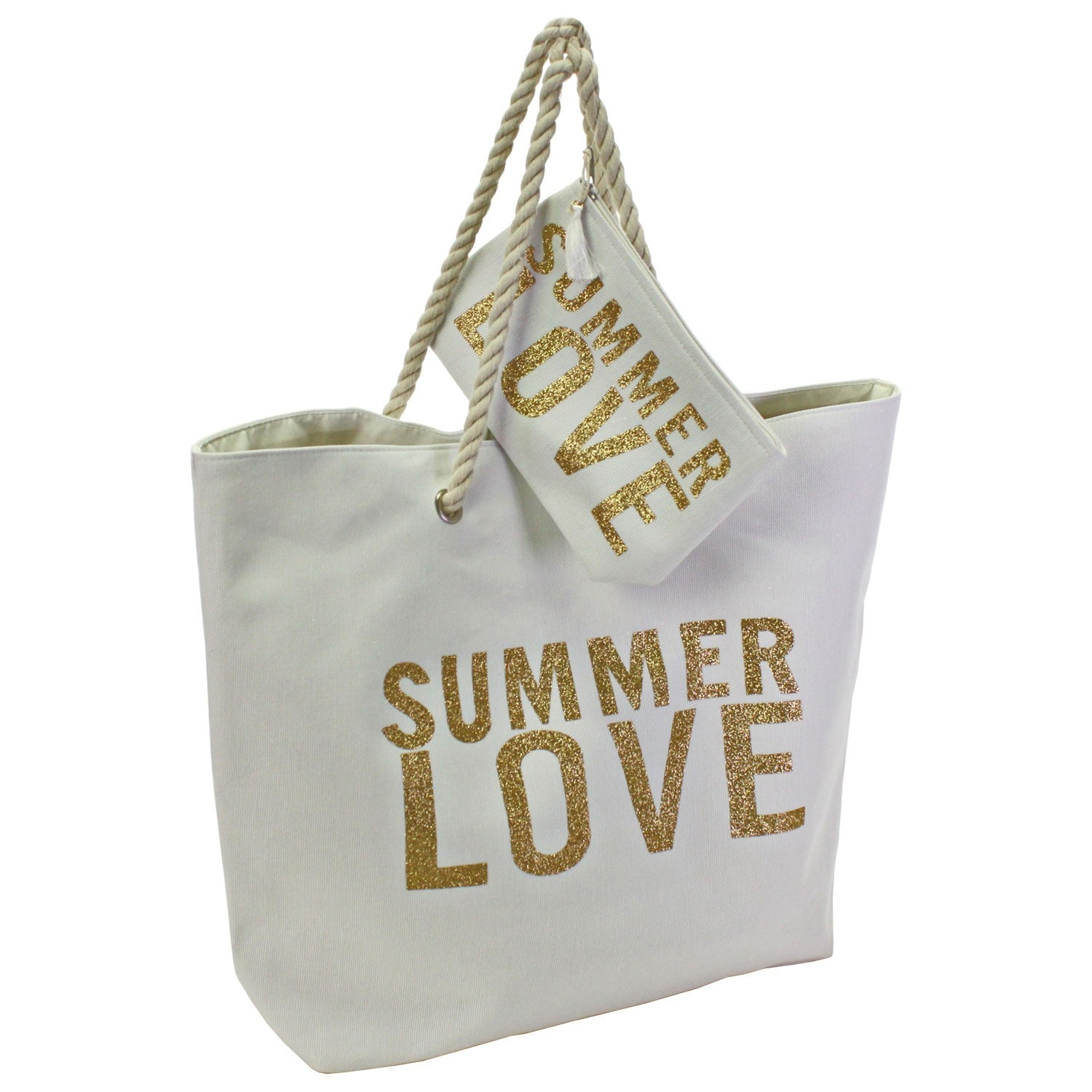 "Shopper ""Summer Love"" gold"