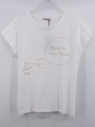 "T-Shirt ""Where the magic happens"""