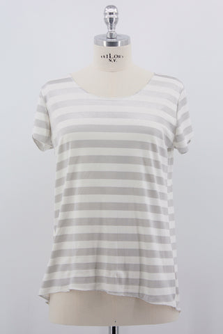 "Shirt ""Stripe"", beige"
