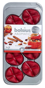 Bolsius Wax Melts, Bratapfel