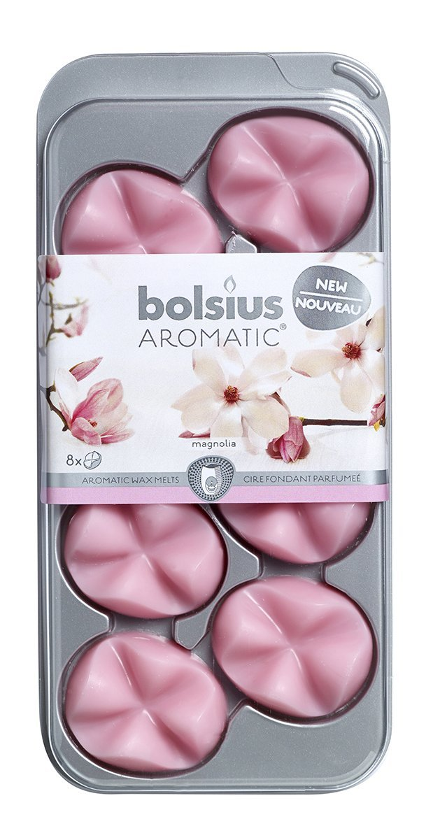 Bolsius Wax Melts, Magnolie