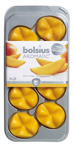 Bolsius Wax Melts, Mango