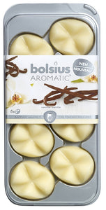 Bolsius Wax Melts, Vanilla
