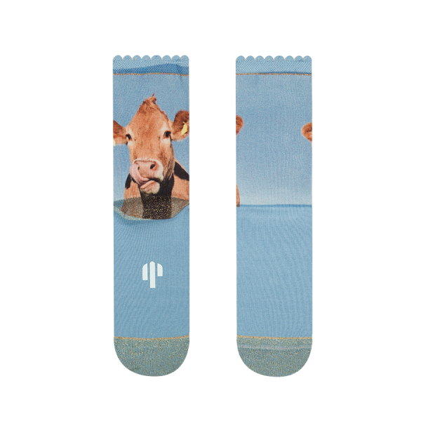 Sock My Cow 36-38