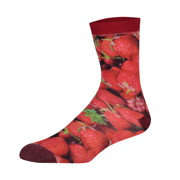 Sock My Strawberries 36-42