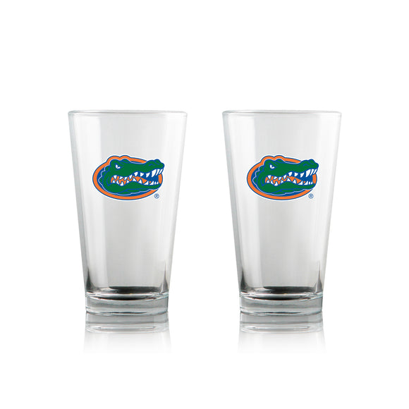 Official NCAA Pint Glass Set