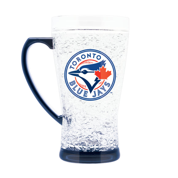 MLB Crystal Freezer Flared Mug - Pink