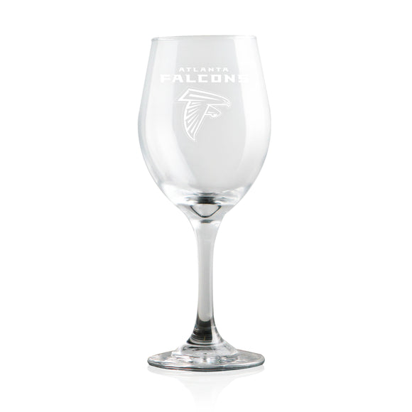Official NFL Wine Glass Set