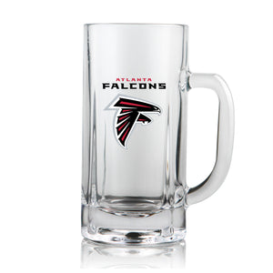 NFL Glass Draft Mug